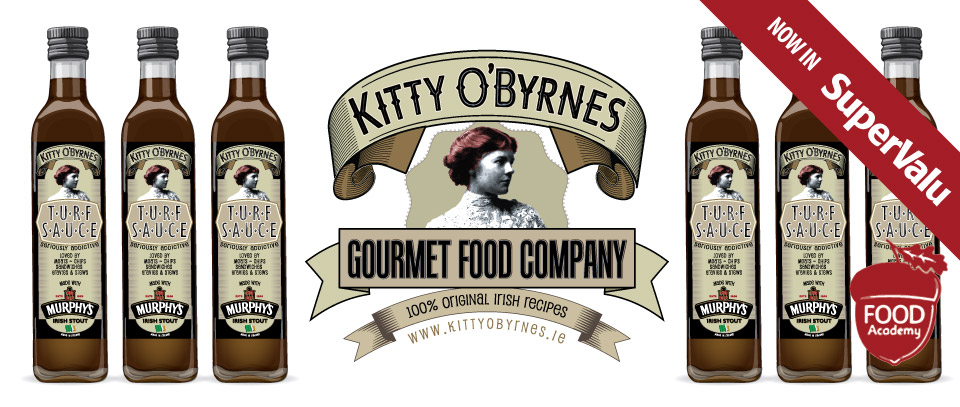 Kitty O'Byrnes Turf Sauce